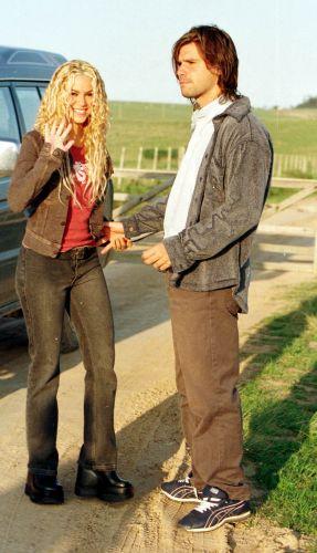 Shakira e Antonio de la Rua na fazenda da cantora em Punta Del Este, no Uruguai