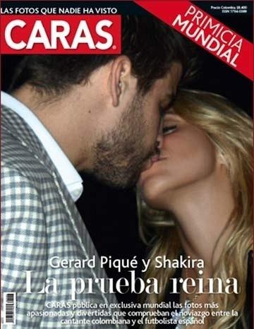 A edição colombiana da revista